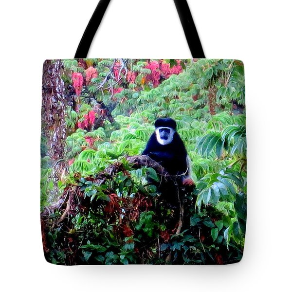 Living Rousseau Tote Bag