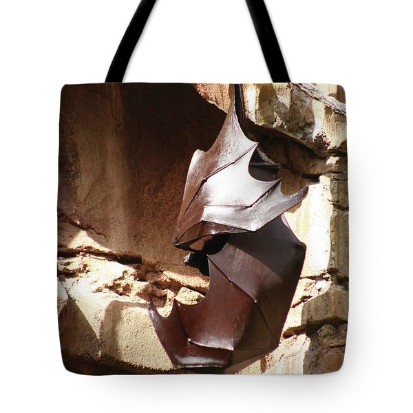 Living Sculpture Tote Bag
