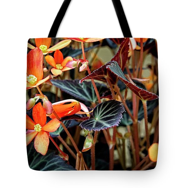Living Tapestry Tote Bag