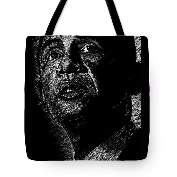 Living The Dream Tote Bag by Maria Arango