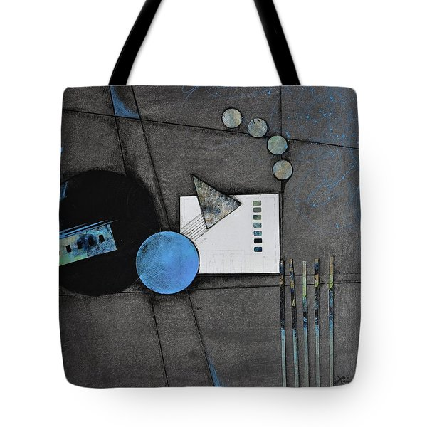 Living The Width Of Life Tote Bag