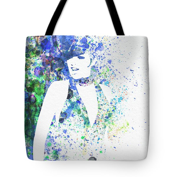 Liza Minnelli Cabaret Tote Bag by Naxart Studio