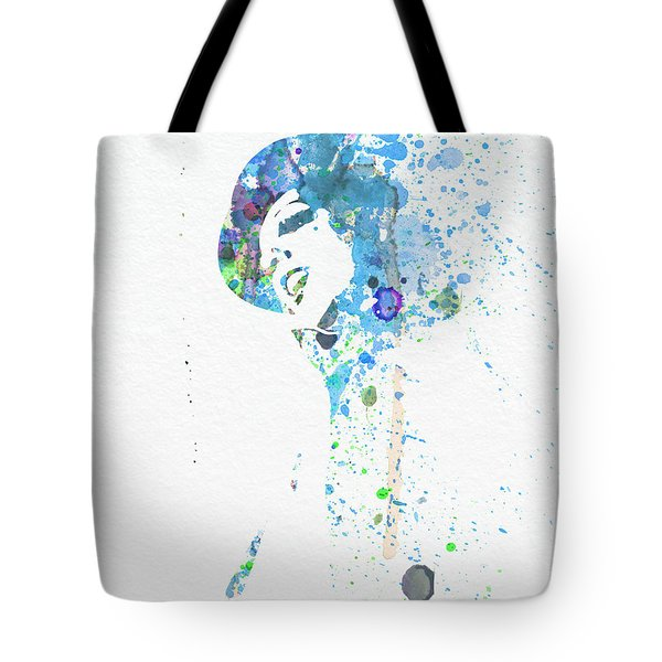 Liza Minnelli Tote Bag by Naxart Studio