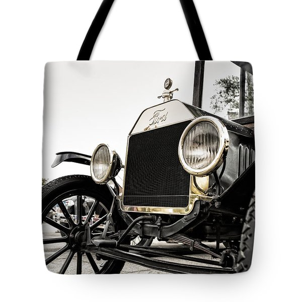 Lizzy Tote Bag by Caitlyn  Grasso