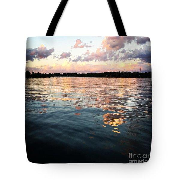 Lkn Water And Sky  I Tote Bag