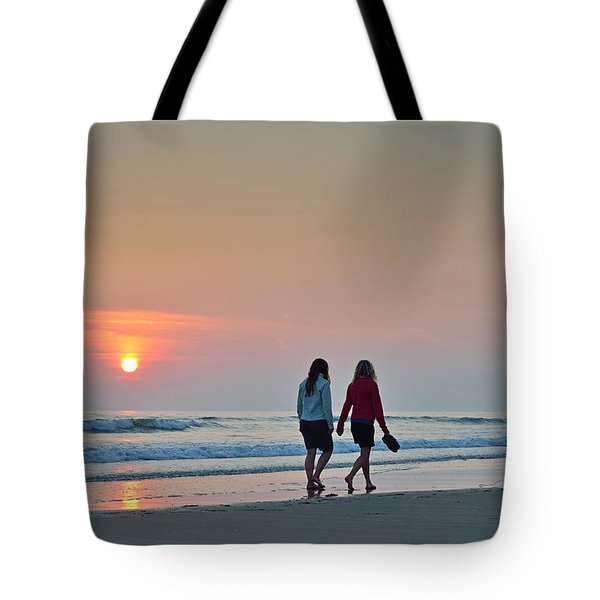 Llangennith Tote Bag