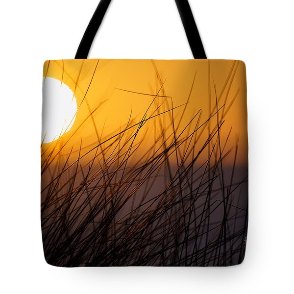 Llangennith Sun Tote Bag