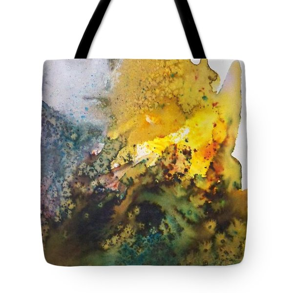 Llywelyn From Luxembourg Tote Bag