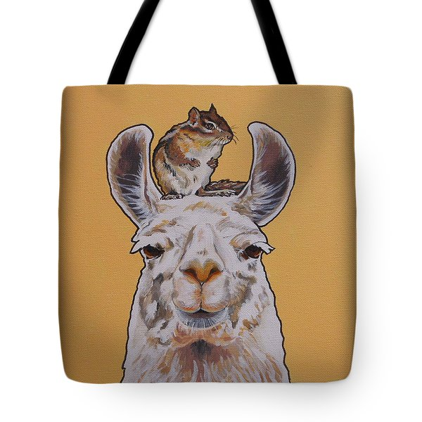 Llois The Llama Tote Bag