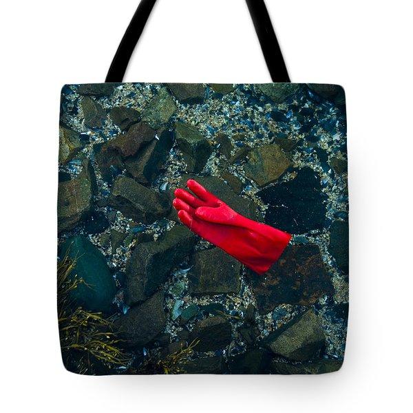Lobster Glove Tote Bag