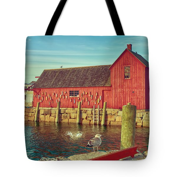 Lobster Shack Tote Bag