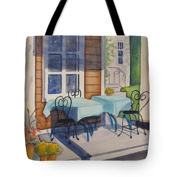 Local Hangout Tote Bag