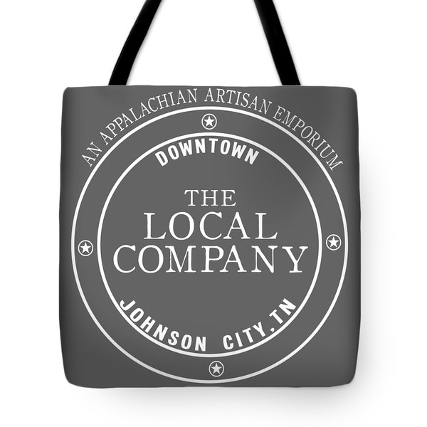 Tote Bag featuring the digital art Local by Heather Applegate