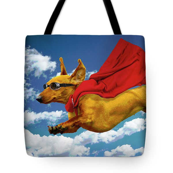 Local Hero Tote Bag