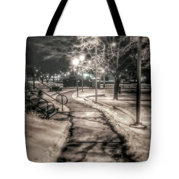 Local Library Tote Bag by Dustin Soph