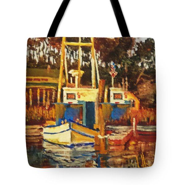 Local Parking Tote Bag
