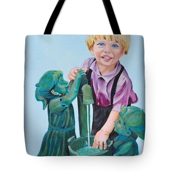 Local Plumbers Tote Bag