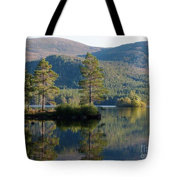 Loch An Eilein - Cairngorms National Park Tote Bag