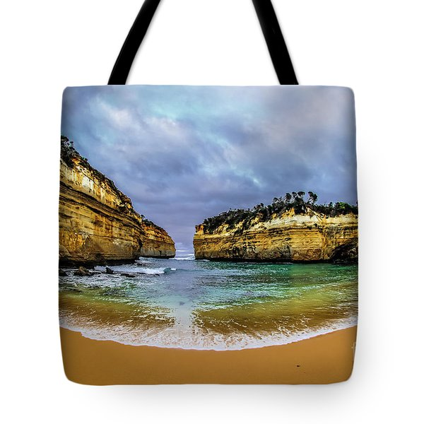 Loch Ard Gorge Tote Bag