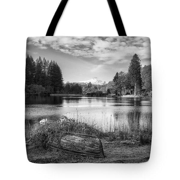 Loch Ard In Aberfoyle Tote Bag