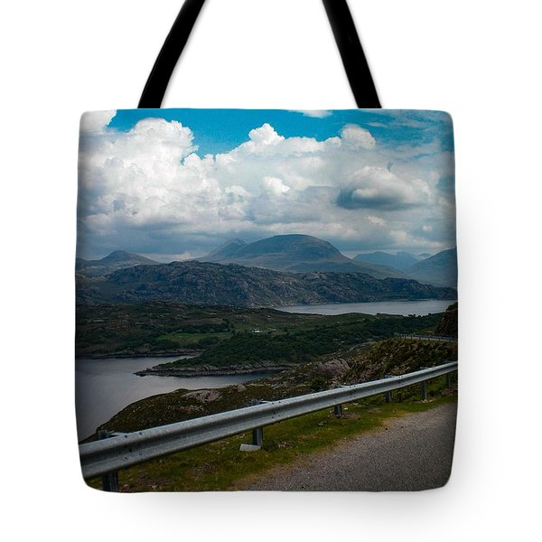 Loch Kishorn, Plockton, Scotland Tote Bag