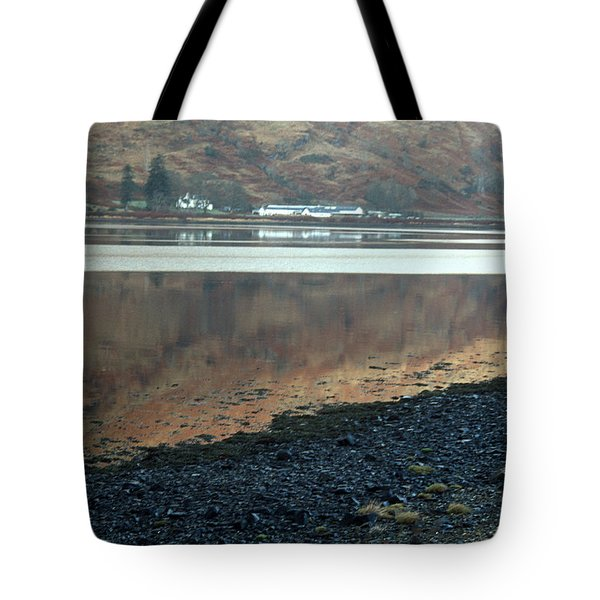 Loch Linnhe Reflection Tote Bag