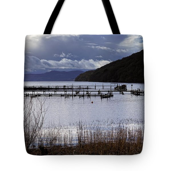 Tote Bag featuring the photograph Loch Lomond by Jeremy Lavender Photography