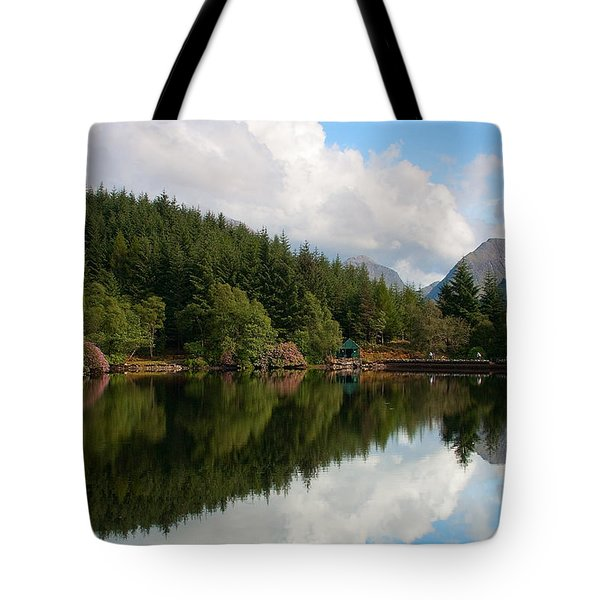 Lochan Glencoe Tote Bag