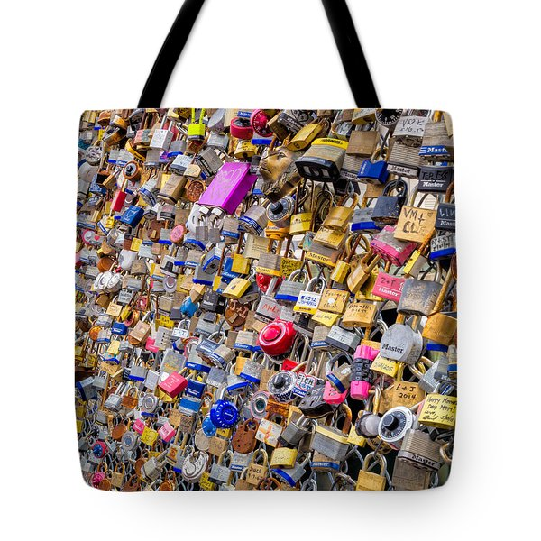 Lock It Tote Bag