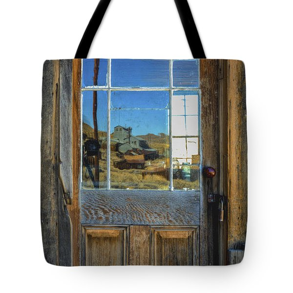 Locked Up Memories Tote Bag