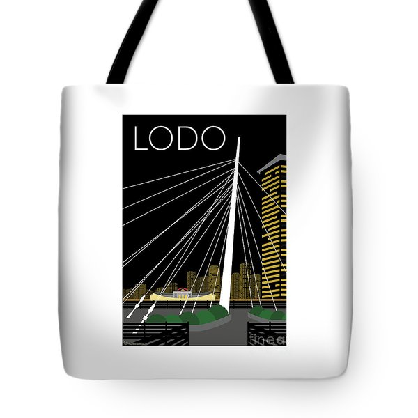 Lodo By Night Tote Bag