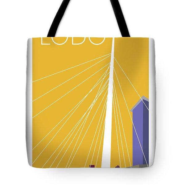 Lodo/gold Tote Bag