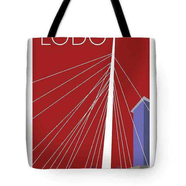 Lodo/maroon Tote Bag