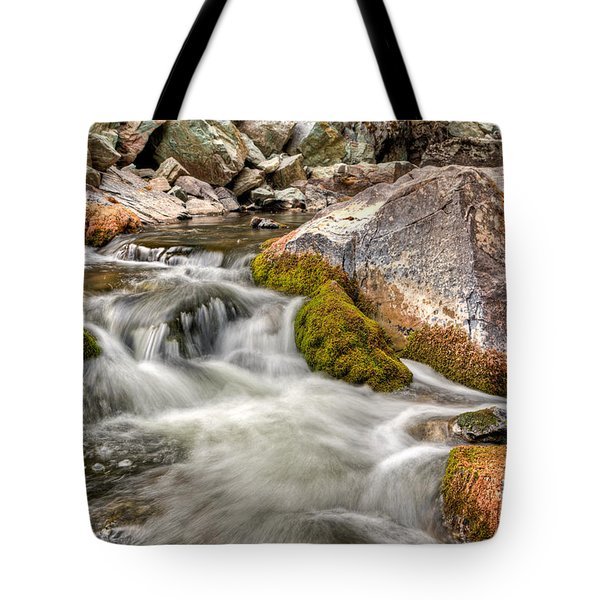 Logan Creek, Montana 2 Tote Bag