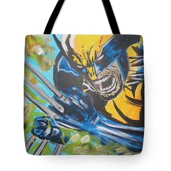 Logan Time Tote Bag