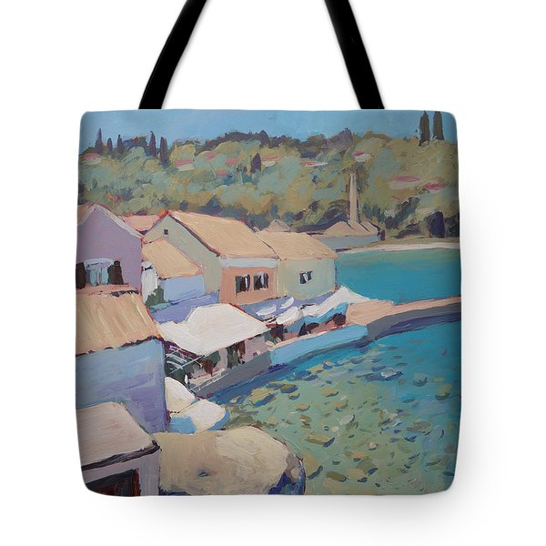 Loggos Pier View Tote Bag