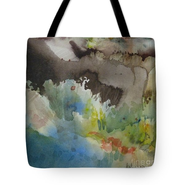 Lointain Tote Bag by Donna Acheson-Juillet