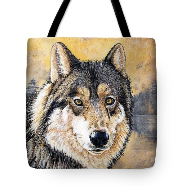 Loki Tote Bag by Sandi Baker