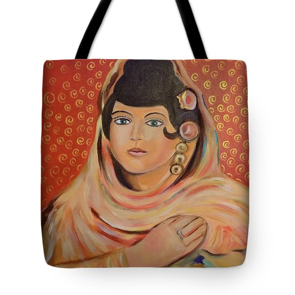 Lola Tote Bag by John Keaton