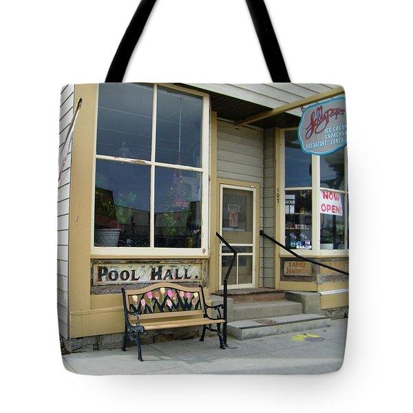 Lollipops Tote Bag by Lenore Senior