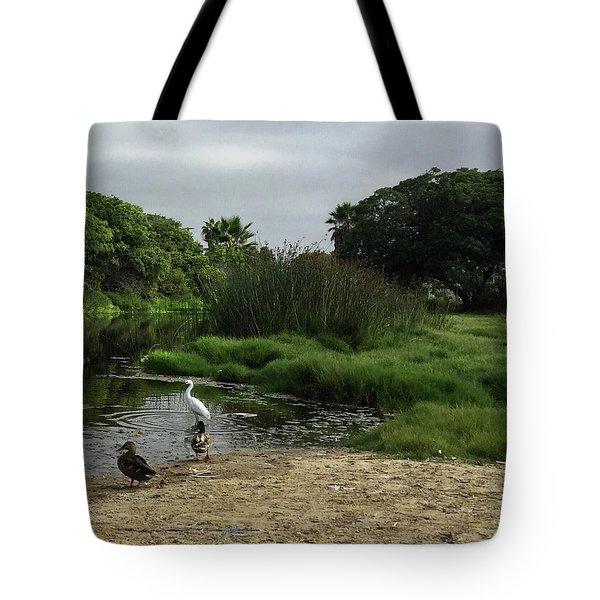 Loma Alta Creek Tote Bag