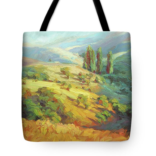 Lombardy Homestead Tote Bag