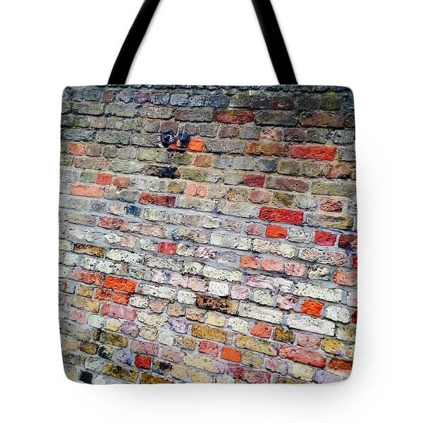 London Bricks Tote Bag