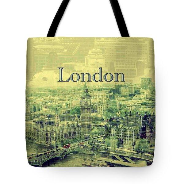 London Calling You Back Tote Bag