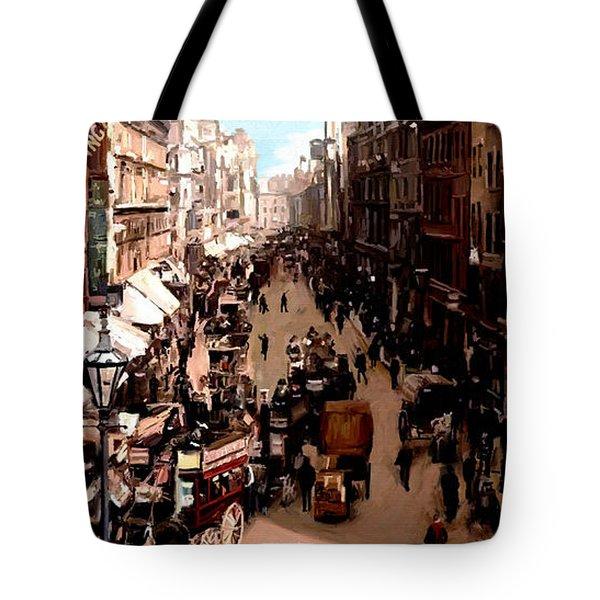 London Cheapside Tote Bag