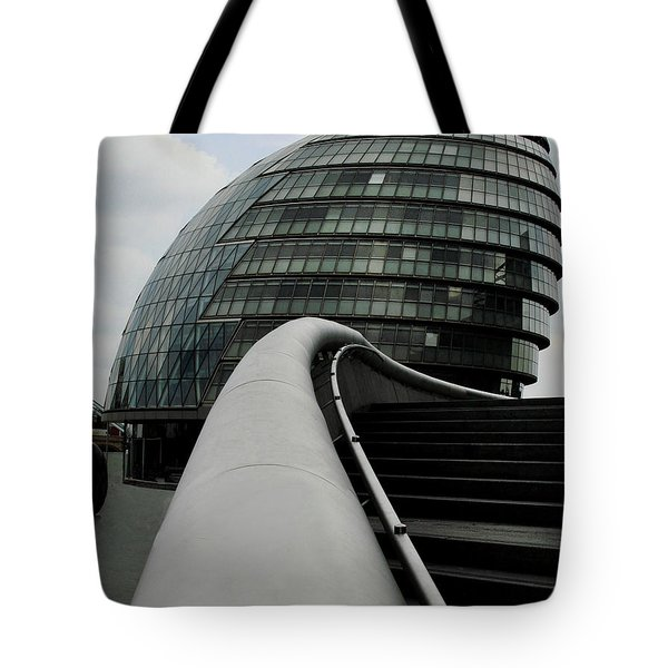 London City Hall Tote Bag
