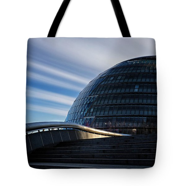 London City Hall Tote Bag