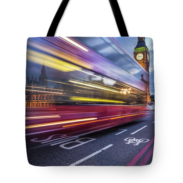 London Classic Tote Bag