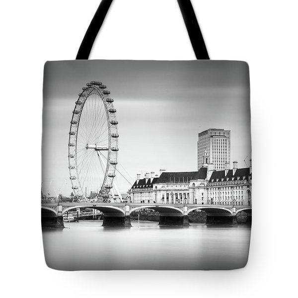 London Eye Tote Bag by Ivo Kerssemakers