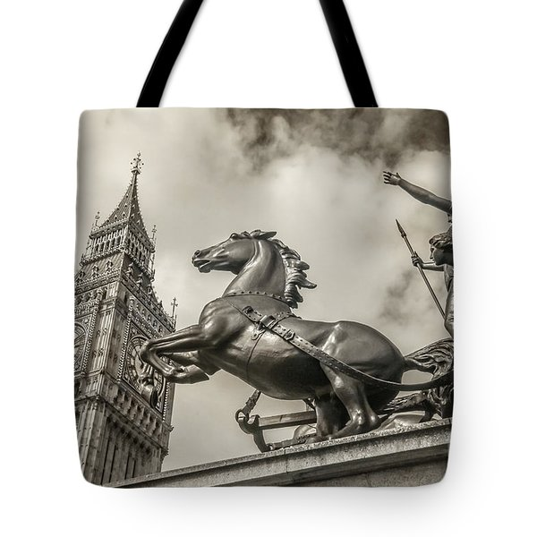London Guardians Tote Bag
